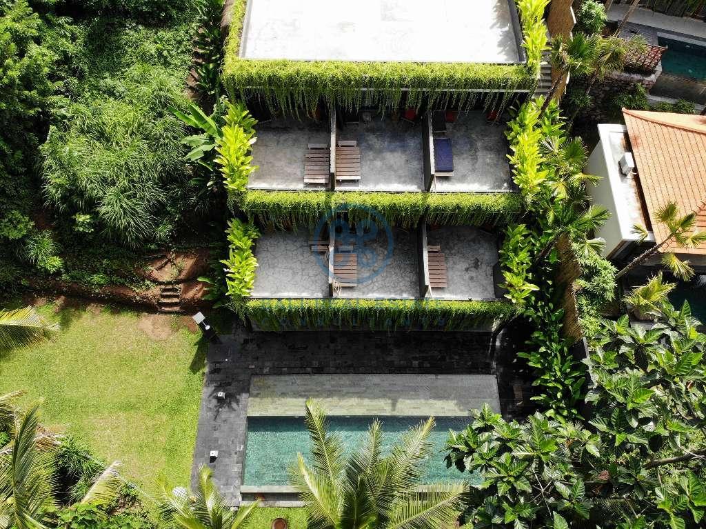 bedroom boutique hotel ubud for sale