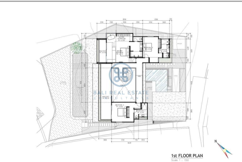 st floor plan