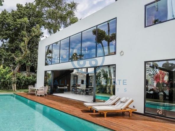 bedroom villa garden view umalas for sale rent