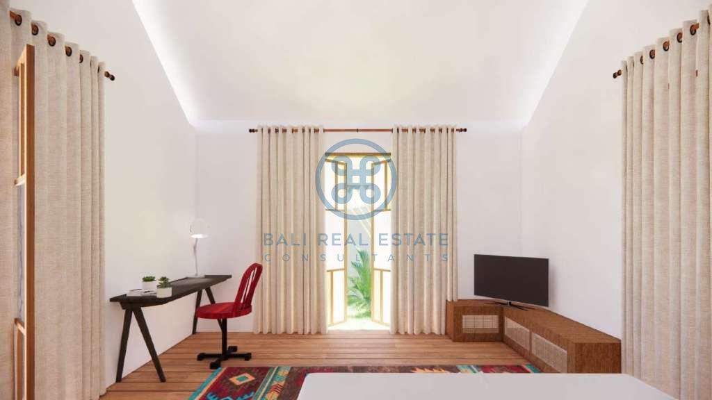 bedroom villa in ungasan for sale