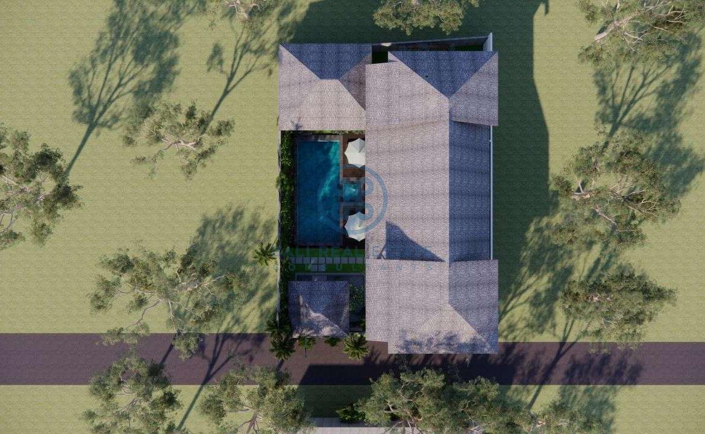 bedroom designer villa in canggu pererenan for sale