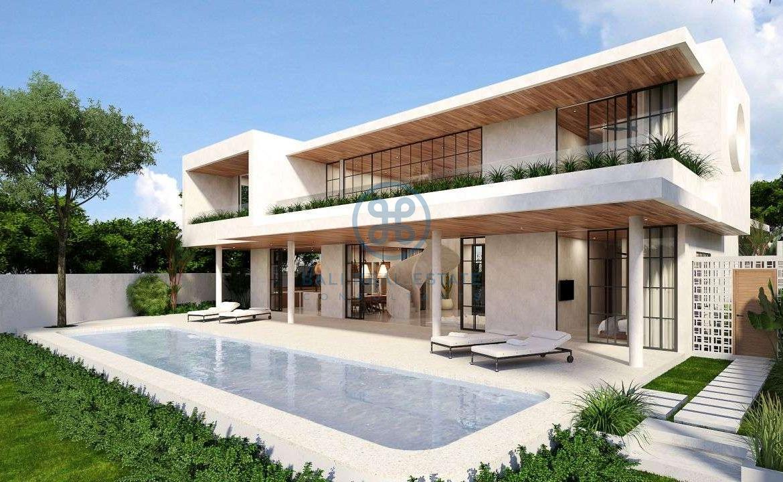 bedroom modern off plan villa in pererenan for sale