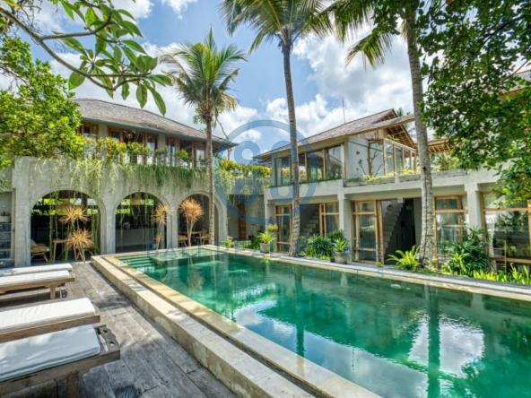 bedroom garden pool view ubud for sale rent